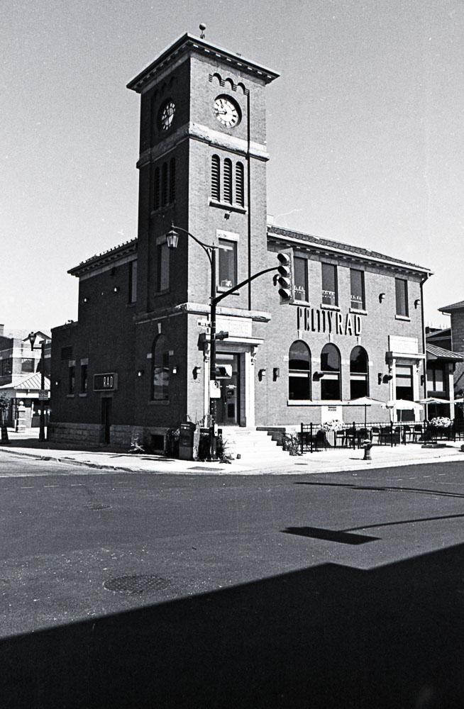 Old Milton Post Office